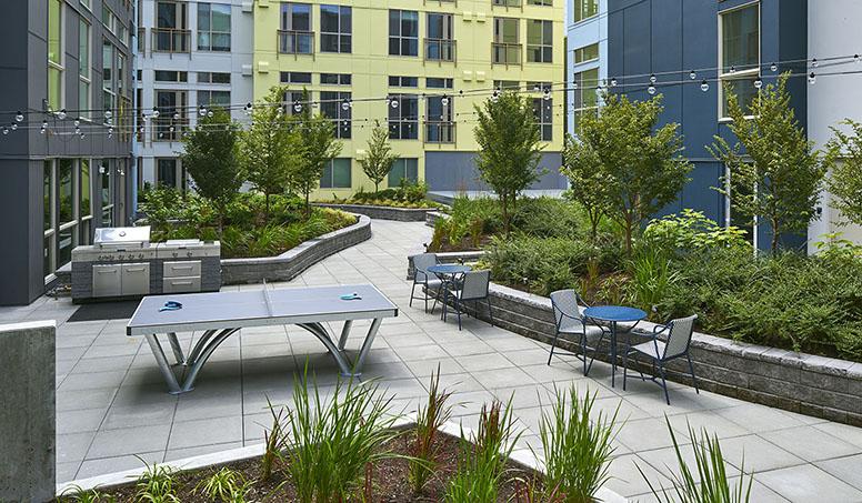 Bowman Apartments - Seattle - Stoneway U